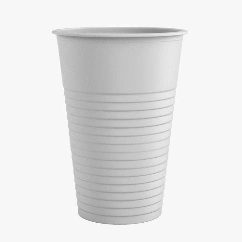 Műanyag pohár 1 dl (100 db/csomag)